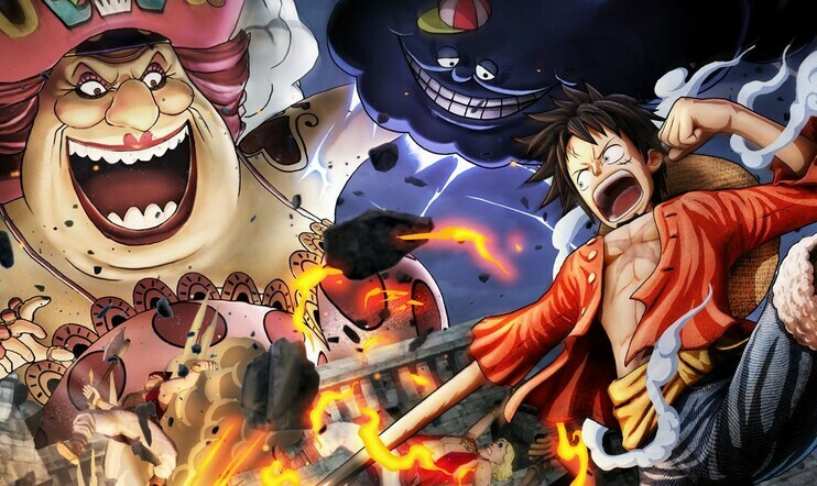 One Piece: Pirate Warriors 4, One Piece, Pirate Warriors, Bandai namco, julkaisupäivä, 27. maaliskuuta, 2020