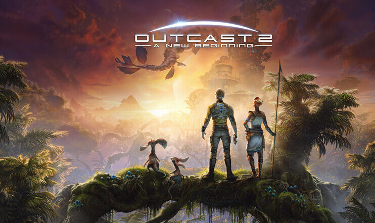 Outcast 2: A New Beginning, Outcast 2, A New Beginning, Outcast, Appeal, THQ Nordic, scifi