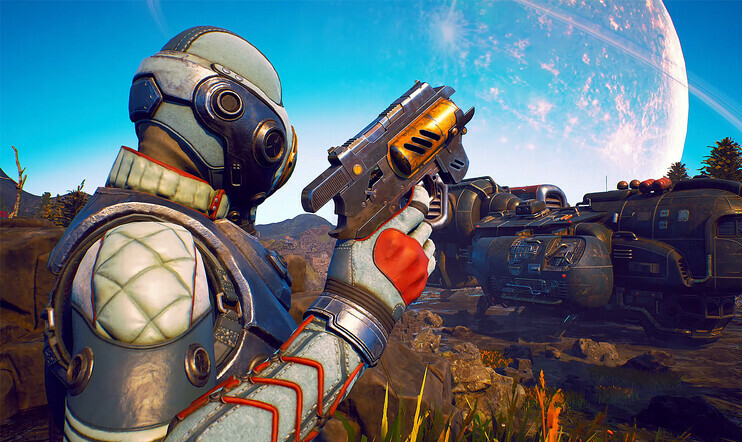 The Outer Worlds, Private Division, Obsidian Entertainment, Virtuos Games