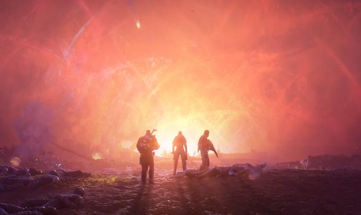 Bulletstorm-tekijöiden uutuusräiskintä Outriders on nyt myös PS5- ja Xbox Series X -peli – uusi traileri on täällä