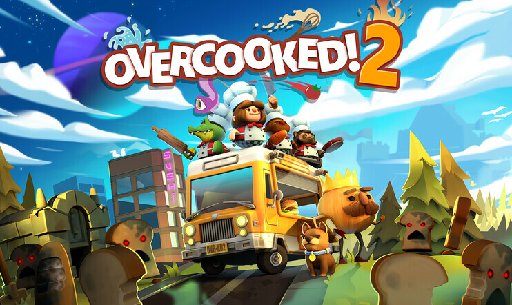 Overcooked 2, Overcooked! 2, epic games store, hell is other demons, ilmainen