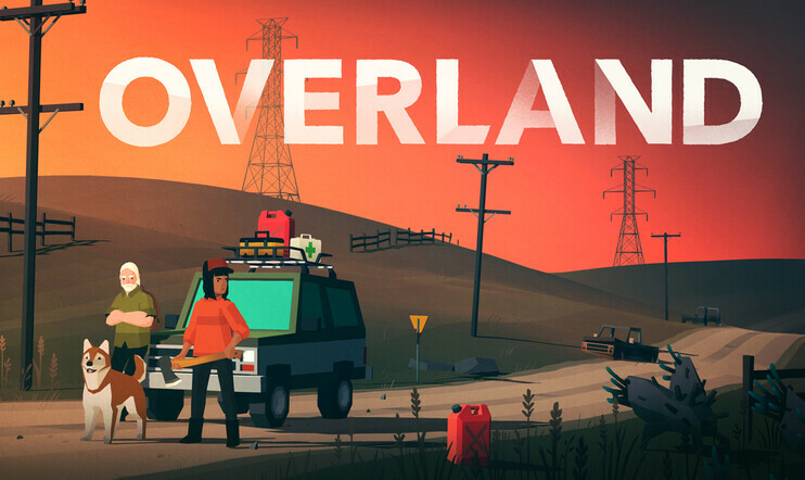 Overland, selviytyminen, roolipeli, Finji, julkaisupäivä, 19. syyskuuta, indie, strategia,