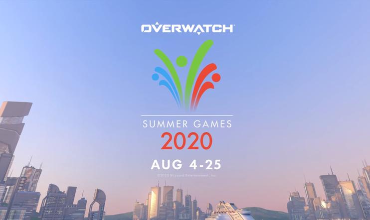 Overwatchin kesäkisat ovat käynnissä seuraavan kolmen viikon ajan.