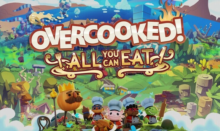 Overcooked, Overcooked 2, Team17, Ghost Town Games
