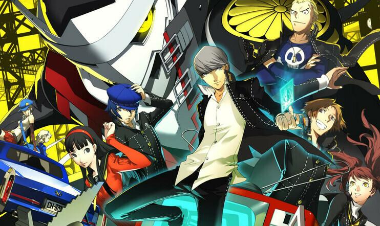 Persona, Persona 4, Persona 4 Golden, Steam, Atlus, myynti,