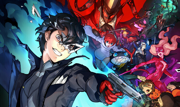pelijulkaisut 2021, Bravely Default II, Bravely Default, Persona 5, Persona 5 Strikers