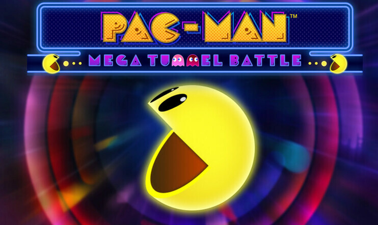 Pac-Man Mega Tunnel Battle, Bandai Namco