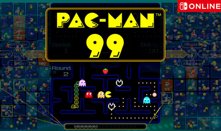 Pac-Man 99, Nintendo Switch Online