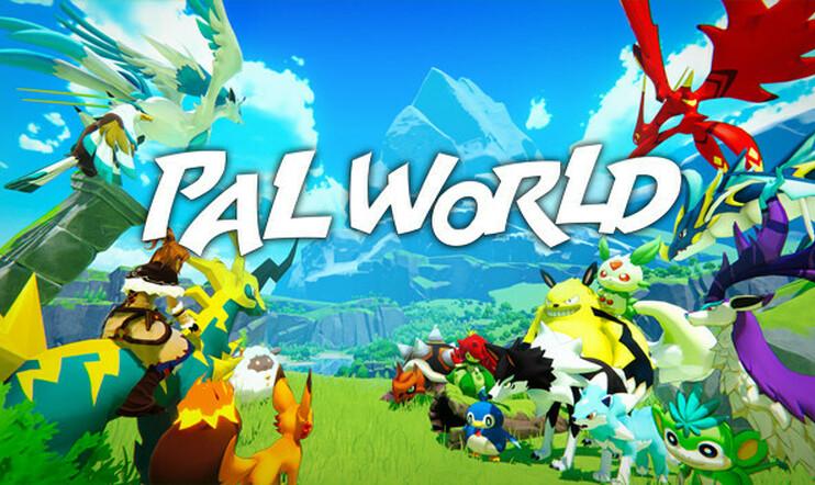 Palworld, Pocketpair, Survival, Pokémon