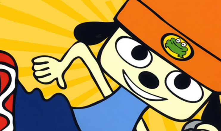 Retrostelussa Parappa the Rapper