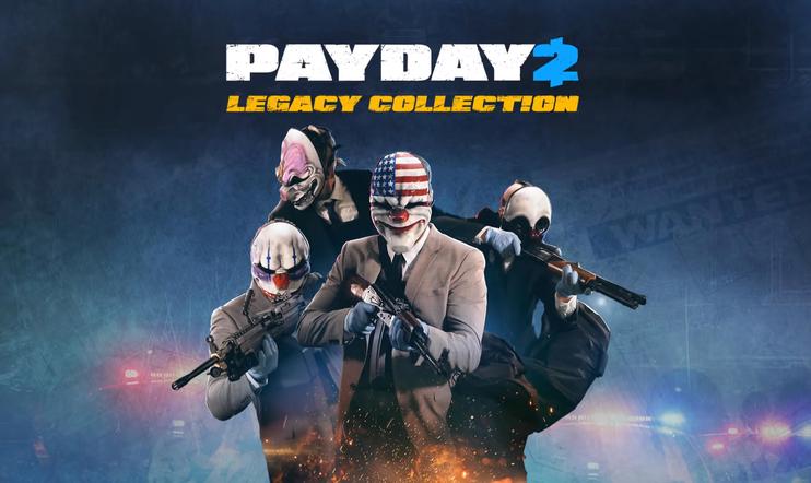 Payday 2, Payday, Overkill, Starbreeze, räiskintä, fps, DLC