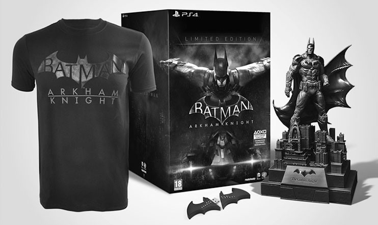 Batman: Arkham Knight -kilpailu