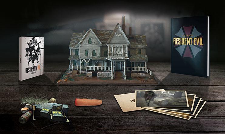 Tammikuun Resident Evil 7: Biohazard -kilpailu!