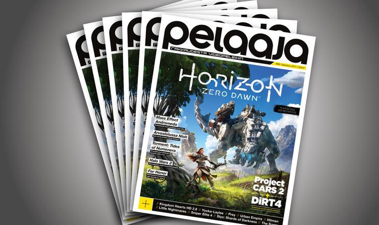 Maaliskuun Pelaaja-lehti 174 nyt kaupoissa!