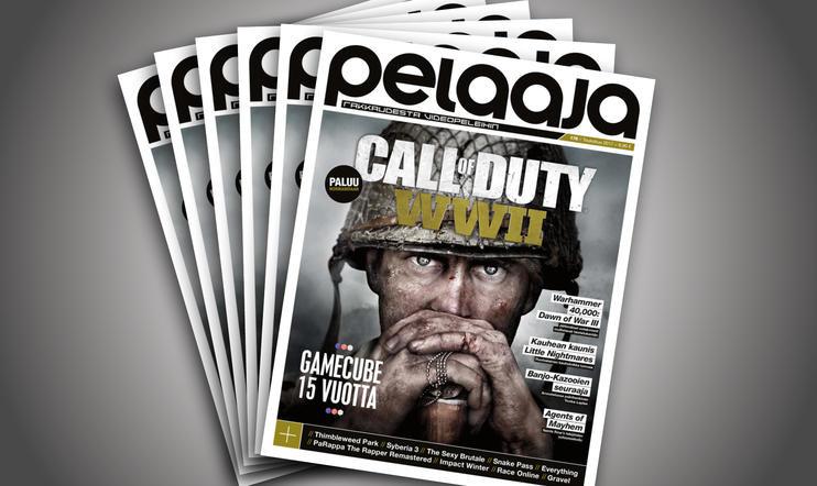 Toukokuun Pelaaja-lehti 176 nyt kaupoissa!