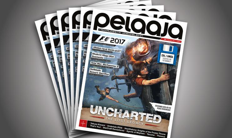 Syyskuun Pelaaja-lehti 180 nyt kaupoissa!