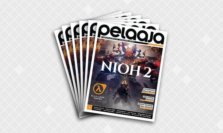 Ilmainen Pelaaja-lehti