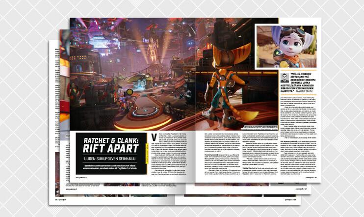 """Pelaaja 223: Teknologia yllätti kehittäjän – Ratchet & Clank käyttää PS5:n SSD-teknologia """"järisyttävillä tavoilla"""""""