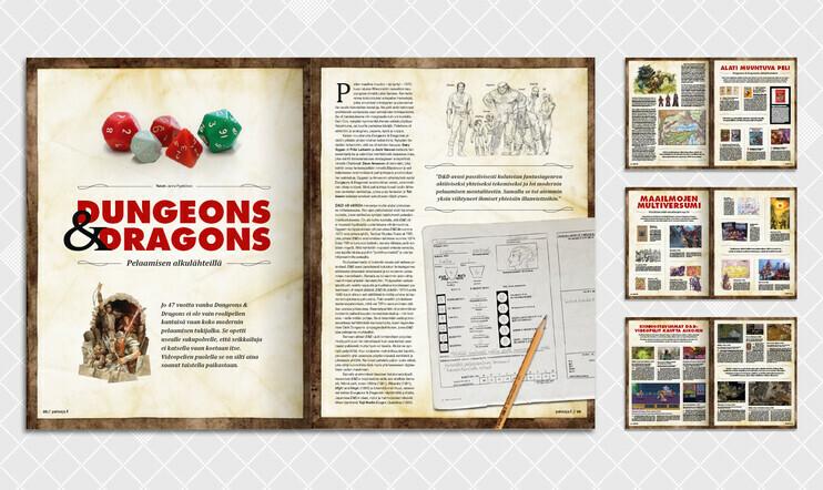 Pelaaja 225: Kaikki mitä haluat tietää Dungeons & Dragonsista