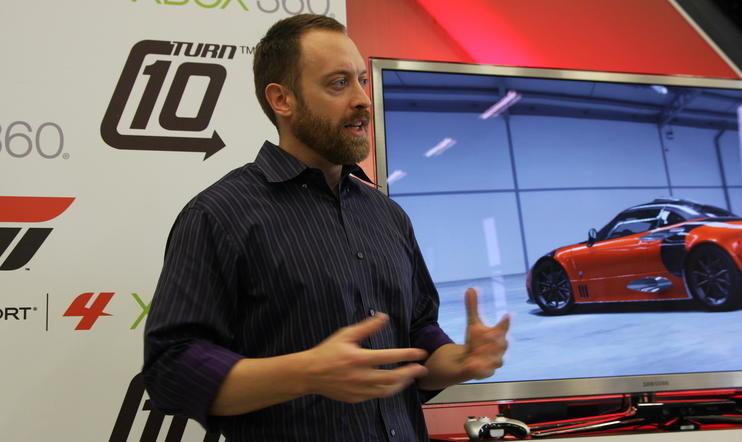 Haastattelussa Forza 4:n suunnittelija Dan Greenawalt