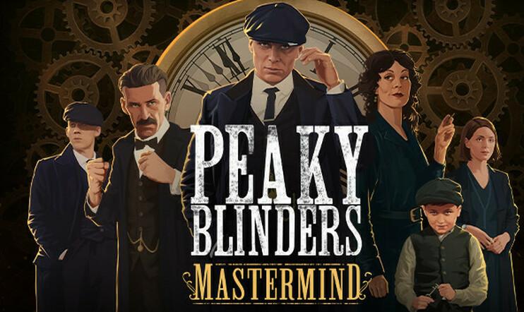 Peaky Blinders: Mastermind, Peaky Blinders, FuturLab, Curve Digital