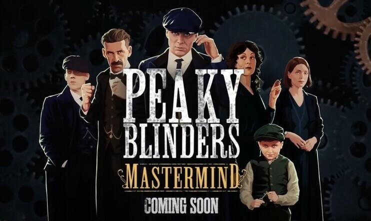 Peaky Blinders, Netflix, BBC, Curve Digital, Futurlab, Mastermind