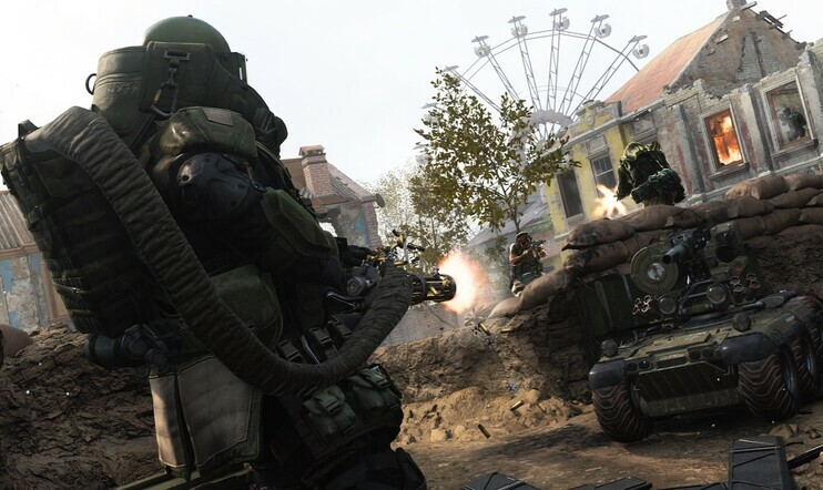 Call of Duty: Modern Warfare, Activision, Infinity Ward, Call of Duty, Modern Warfare