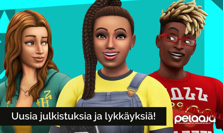 Pelaajan uusi Uutiskimara-video #10 on täällä: Simsit yliopistoon, Last of Us 2- ja Ubisoft-lykkäykset