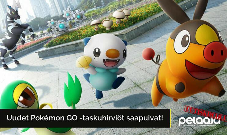 Pelaajan Uutiskimara #6 -video: Uusi Pokémon GO -taskuhirviösukupolvi, Rockstar Games Launcher -ohjelma sekä Apple Arcade -pelipalvelu saapuivat
