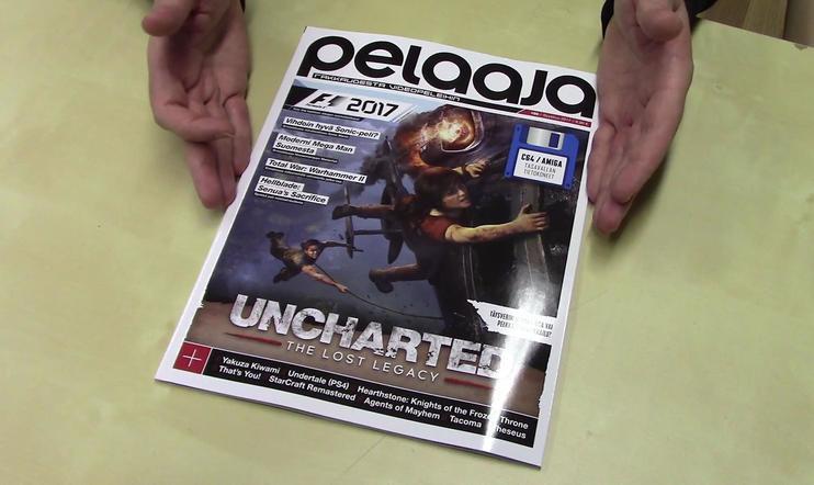 Videoesittelyssä syyskuun Pelaaja-lehti numero 180