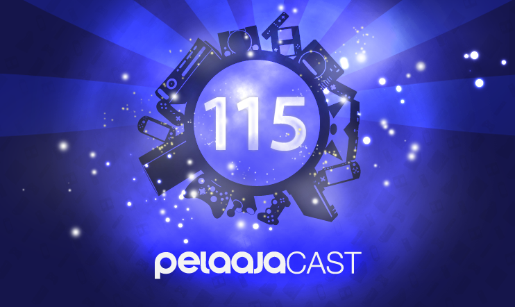 Pelaajacast 115