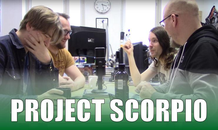 Pelaajacast 189 -video: Project Scorpio on aikamoinen tehomylly