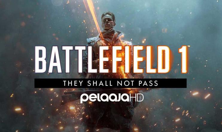 Yli 10 minuuttia pelikuvaa Battlefield 1:n uudesta lisäyksestä - suomeksi kommen