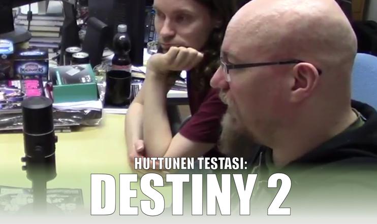 Destiny 2:n tasainen 30fps kelpaa