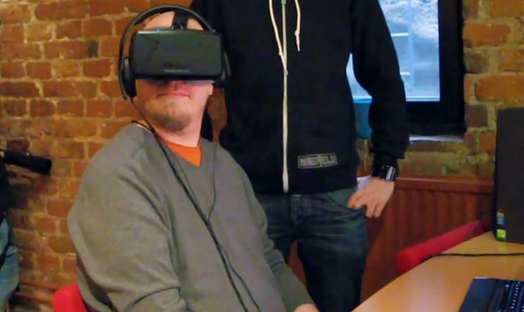 Pelaaja testasi Suomen ensimmäistä virtuaalitodellisuuspeliä