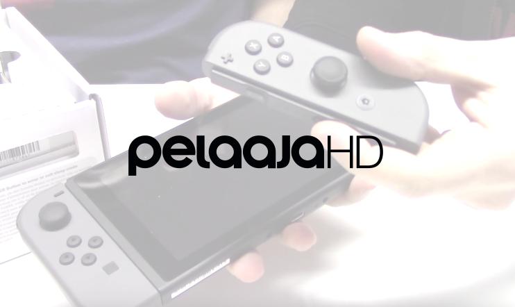 Nintendo Switch on julkaistu – Pelaajan toimitus tutustuu uutuuskonsolipaketin s