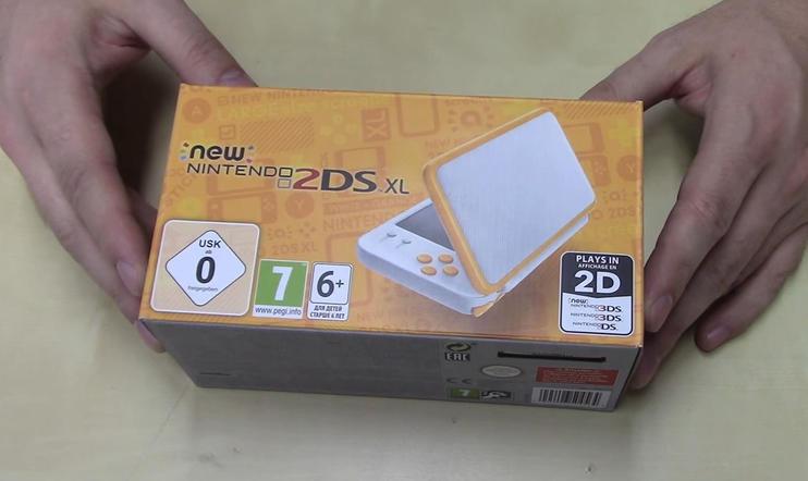 Pelaaja Unboxing: New Nintendo 2DS XL