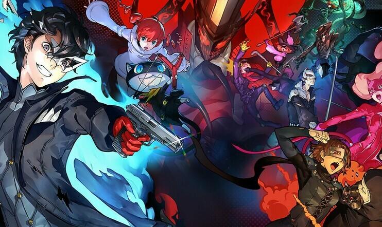 Persona 5 Strikers, Persona 5, Persona, The Phantom Strikers, Persona 5 Scramble, Omega Force, Koei Tecmo, Atlus,