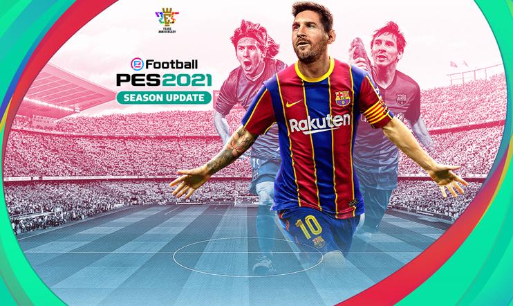 PES, PES 2021, eFootball PES, eFootball PES 2021, Konami, urheilu, jalkapallo, futis, julkaisupäivä