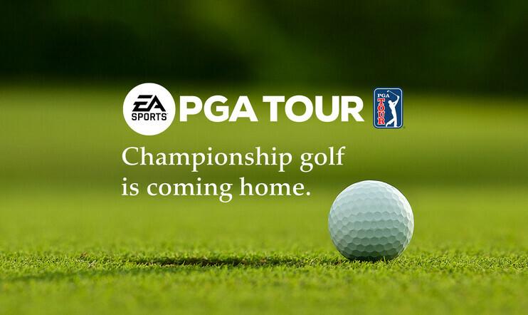EA, EA Sports, Electronic Arts, golf, urheilu, EA Sports PGA Tour,