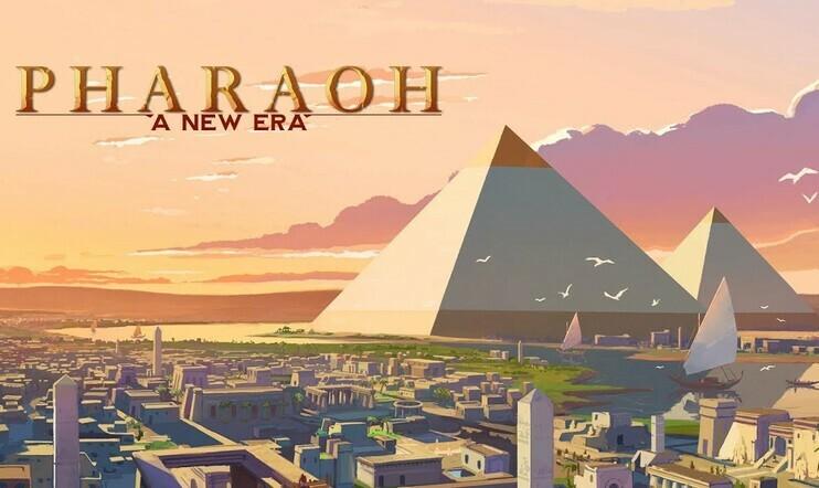 Pharaoh, Pharaoh: A New Era, DotEmu, Sierra, hallinnointi, kaupunkirakentelu