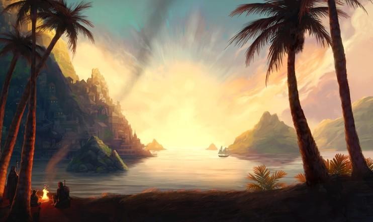 Katsauksessa Pillars of Eternity II: Deadfire – kaikki mitä sinun pitää tietää pelimaailmasta