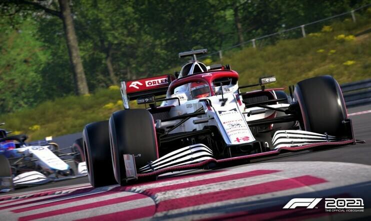 F1 2021, Braking Point, Codemasters, EA, ajopeli, F1, Formula 1,
