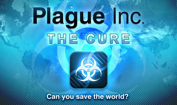 Plague Inc, The Cure, Ndemic Creations, koronapandemia, korona, covid-19, pandemia, Strategia