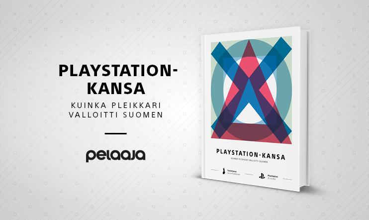 PlayStation-kirjan joukkorahoituskampanjaa enää viikko jäljellä – lisätavoitteet paljastettu!