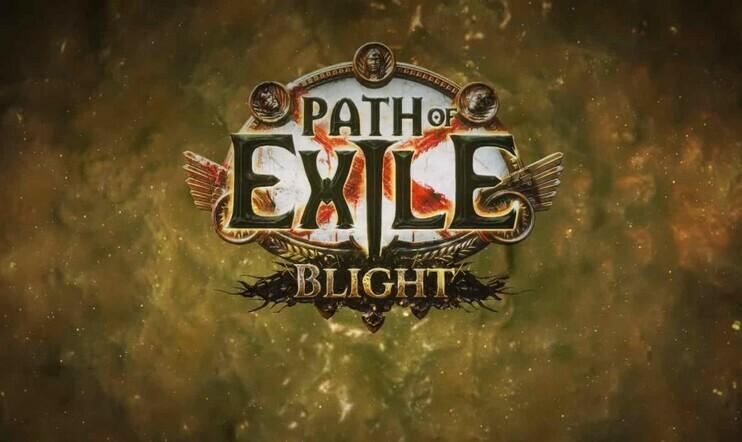 Path of Exile, Blight, Grinding Gear Games, laajennus, ilmainen, ARPG, toimintaroolipeli, tornipuolustus