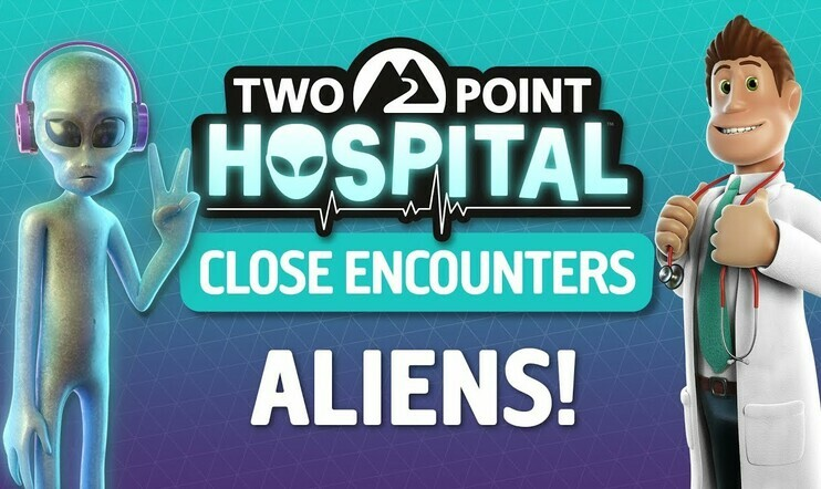 Two Point Hospital, Close Encounters, Two Point Studios