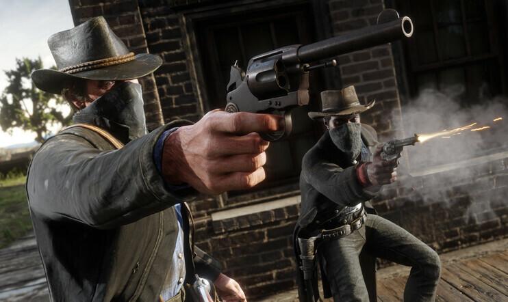 Lukijat ovat puhuneet, Viikon kysymys, Red Dead Redemption 2, RDR2 pc