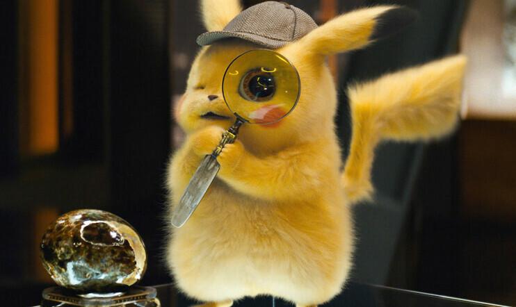 Detective Pikachu Twisty