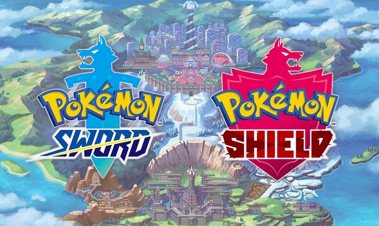 Pokemon Sword ja Pokemon Shield